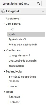 Google Analytics új