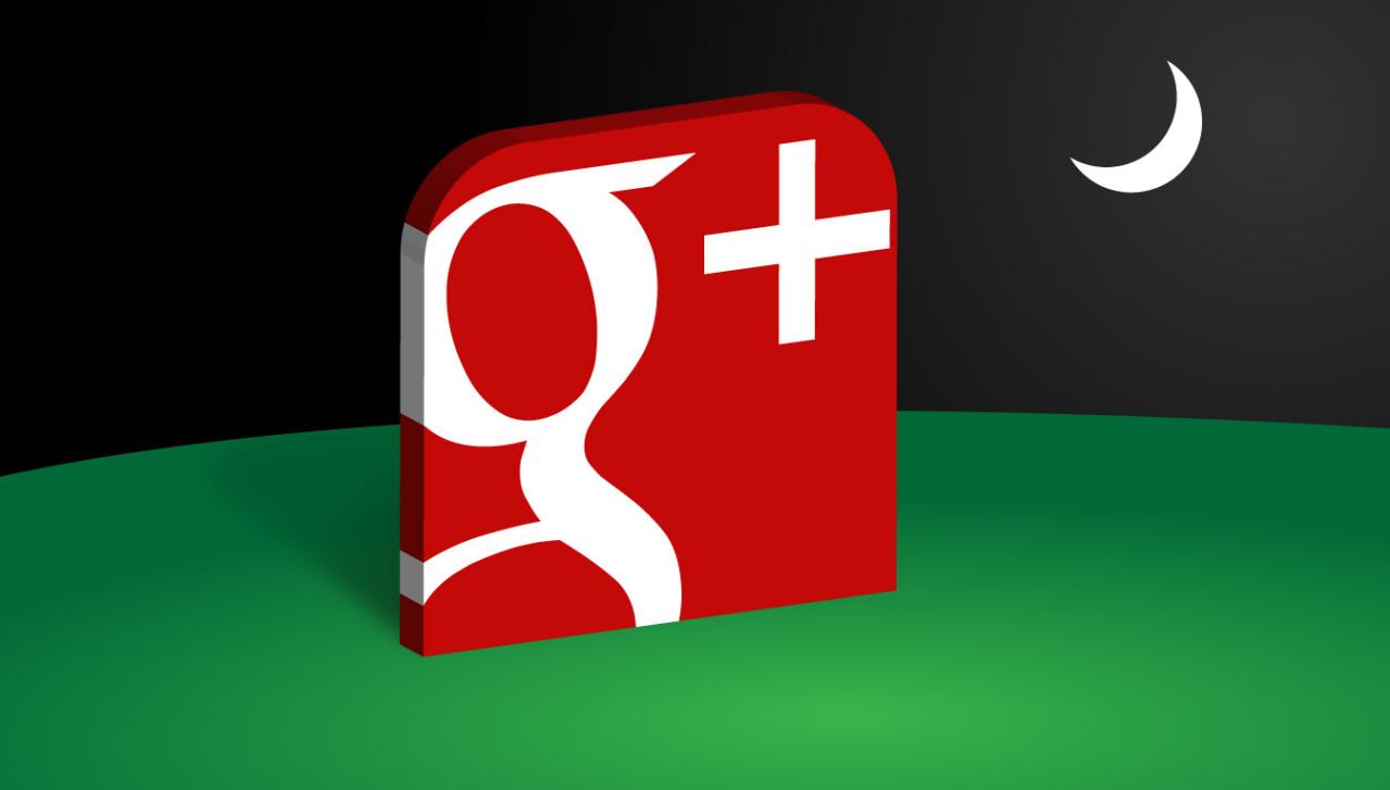 Google+ leépítése